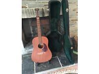 Martin & Co acoustic guitar