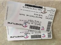 I have 2 tickets for rewind south £225.00 Camping all weekend call 07799807854 for moor info