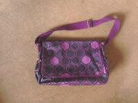 MOTHERCARE BABY CHANGING BAG
