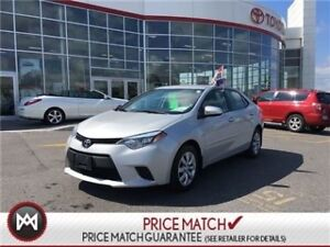 2014 Toyota Corolla LE HEATED SEATS, LED HEADLIGHTS Look at the