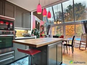 283 000$ - Maison à paliers multiples à vendre