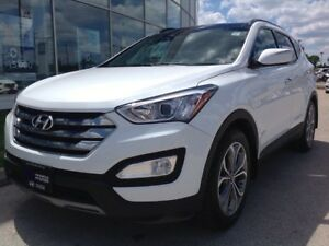 2014 Hyundai Santa Fe Sport 2.0T AWD Limited Sunroof No Accident