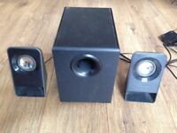 Logitech Speakers