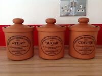 The Original Suffolk Canister Collection