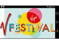 V-Festival Red Camp Weekend Ticket