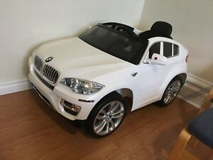 BMW X6 Power wheels NEVER BEEN OUTSIDE