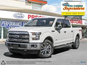 2016 Ford F-150 LARIAT WITH FX4 OFF ROAD PACKAGE!