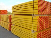 Formwork, acrow prop H20 Doka, Peri Wood Beam LONDON or Manchester