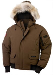 Canada Goose Men's Chilliwack Brown