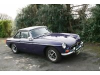 MGB Coupe
