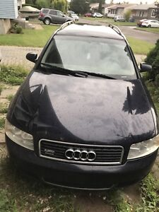 2003 Audi A4 1.8t Automatic Quattro 188Km only!