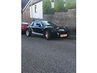 Smart Roadster 0.7CC Turbo £2200 O.N.O