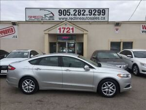 2014 Ford Fusion SE EcoBoost, WE APPROVE ALL CREDIT