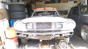 1965 Ford Mustang Coupe (rare) Bench seat Car