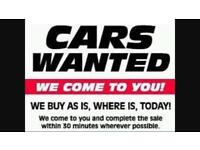 BEST PRICE PAID FOR CARS & VANS UP TO £2000 PAID