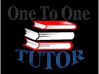 One to One Tutors