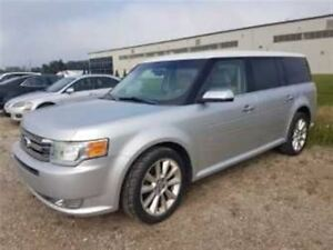 2011 Ford Flex LIMITED! LEATHER! PANORAMIC SUNROOF! PUSH BUTTON