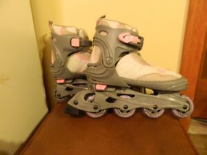 Rollerblade ajustable pour fille