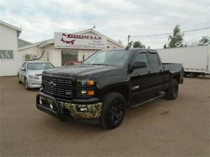 2015 SILVERADO !!MIDNIGHT EDTION!!!