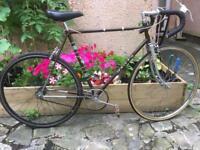 Vintage Dawes steel frame bike Reynolds 531 singlespeed