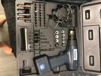 Draper 7.2v cordless drill / screwdricer