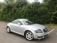 Audi TT 225bhp lady owner leather clean car px swap wel drive away bargain