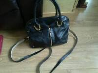 Ladies bag with strap