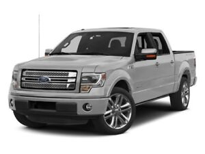 2014 Ford F-150 FX4 BASE CREW