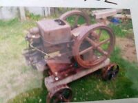Stationary engine international