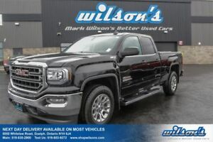 2016 GMC Sierra 1500 SLE 4WD! DOUBLE CAB KODIAK EDITION! HEATED