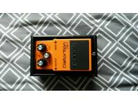Boss ds1 pedal