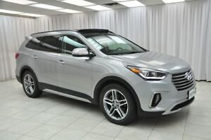 2017 Hyundai Santa Fe .9%W/HP LIMITED XL AWD 7PASS SUV w/ BLUETO