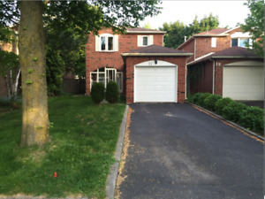 3 BR HOUSE FOR RENT IN MARKHAM (HWY 7 & Mccowan)