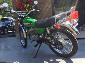 Suzuki TC125 K Prospector A Vendre / For Sale