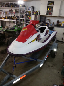Wanted.      Cover for a 1997 seadoo gsx