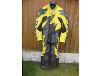 Teknic One Piece Motorcycle Leathers
