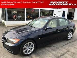 2007 BMW 323i! New Brakes! A/C! Sunroof! Heated Leather!