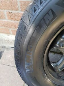Michelin Latitude X-Ice 255/70R17