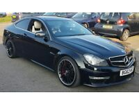 C63 AMG, low mileage, porcelian interior, perfromance packages. 1 previous owner. Beautiful car!
