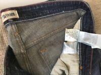 Men's hilfiger jeans size 34 x 34