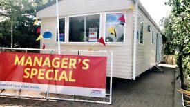 Static caravans for sale MANAGERS SPECIAL!!! essex area