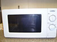 low wattage microwave oven -like new.