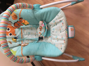 Infant-toddler chair