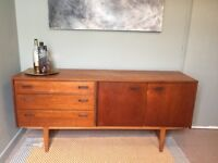 Mid-Century Sideboard/ Credenza. Made in 1960, Nathan & I.