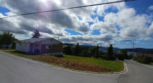Scenic Corner Lot on the Humber Heights