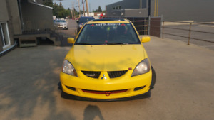 Mitsubishi lancer oz rally  2004 .$6000