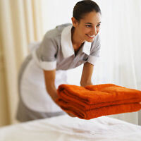 HOUSEKEEPER WANTED IN AJAX(Bayly and Harwood)