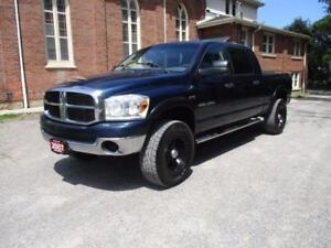 2007 Dodge Ram 1500 SLT  ~~ MEGA-CAB~~   4X4  $10,888