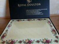 Royal Doulton old country roses