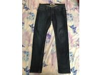 Men's TopMan stretch Skinny jeans
